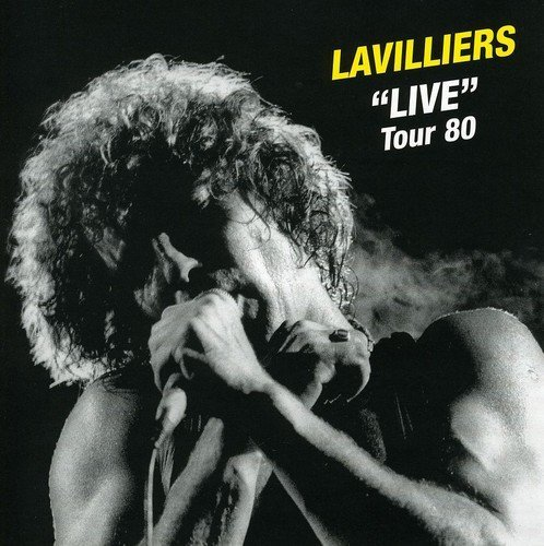 Bernard Lavilliers - live tour 80 - Zortam Music