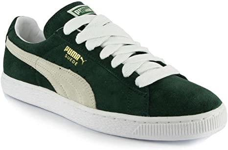 Puma Trainers Shoes Mens Suede Classic
