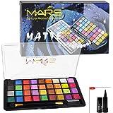 Mars, Shinny Eye Shadow Free Laperla Kajal-01 for Women - 36 colours