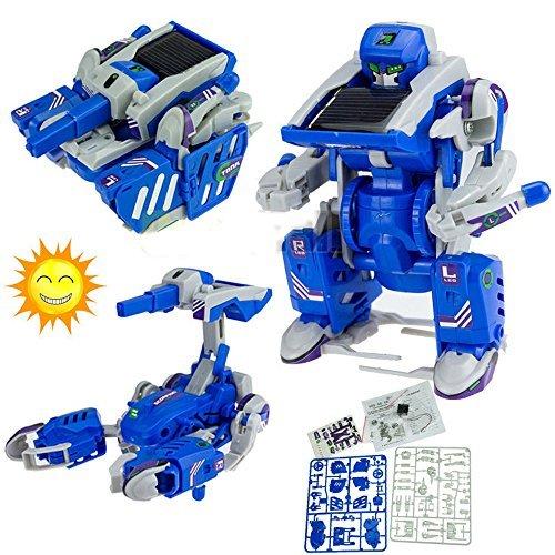 3in1 Solar Energy Transforme Educational DIY Robot Tank Scorpion Modle Kit Toy Educational Toys