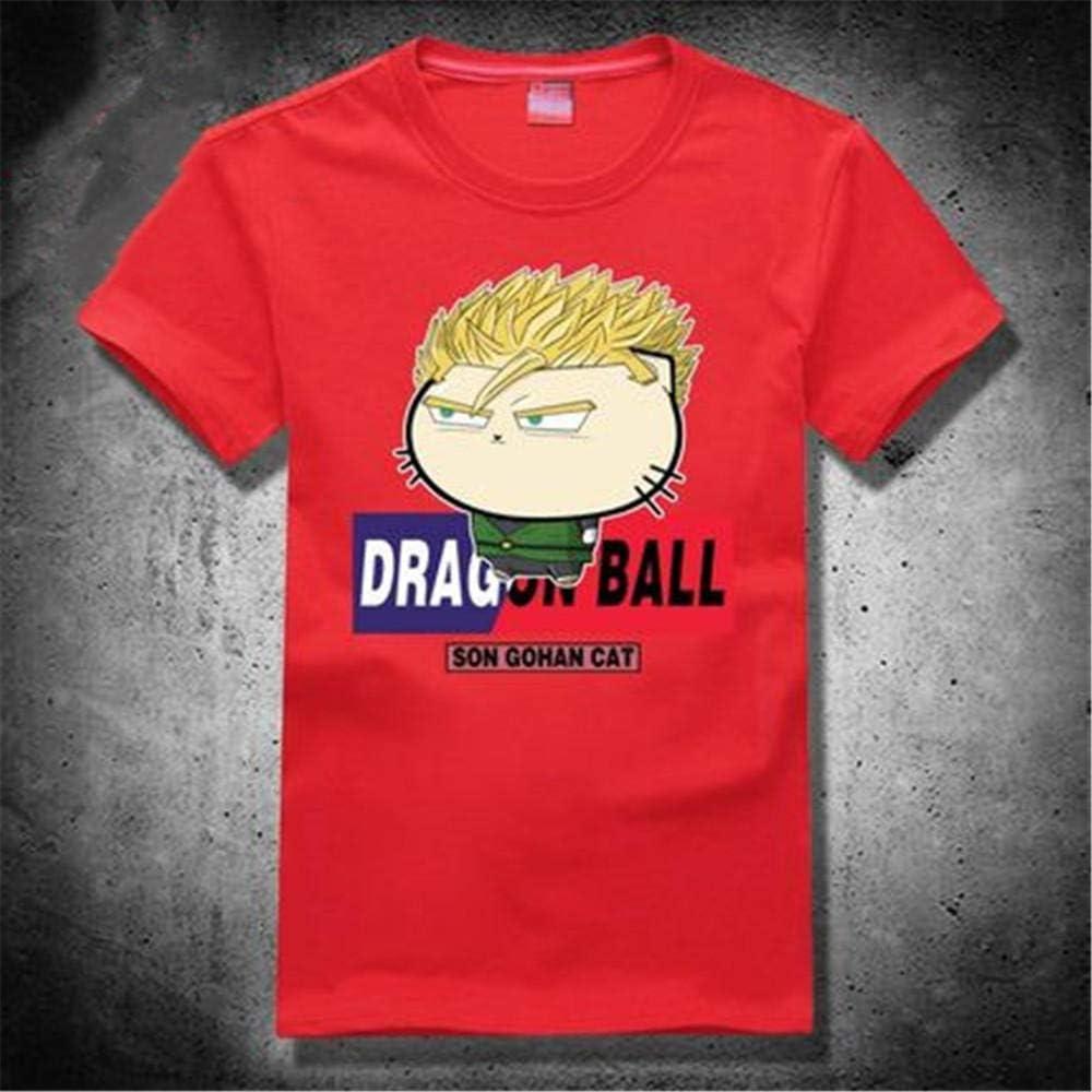 Dragonzzz Super Son Goku Evolution Camiseta de Hombre Goku ...