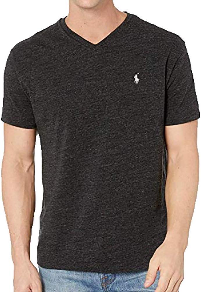 Polo Ralph Lauren, Camiseta clásica con Cuello en V para Hombre ...