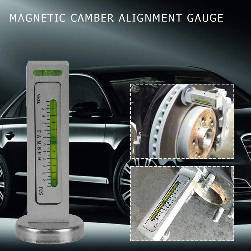 Adjustable Magnetic Camber Alignment Gauge for Truck Car Tire Repair Wheel Alignment Tool