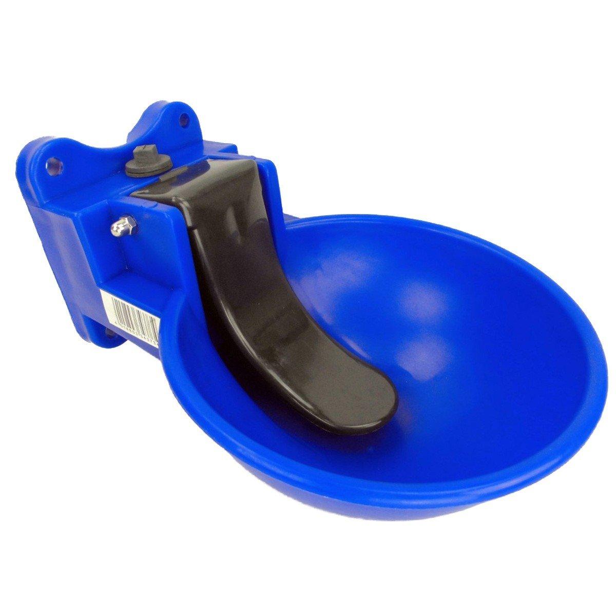 ABBEVERATOIO in plastica di qualità (per esempio per cavalli, bovini...) BLU horizont