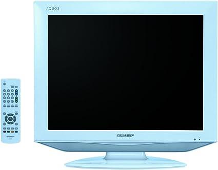 Sharp LC 20 S 5 E WH - Televisión, Pantalla LCD 20 pulgadas: Amazon.es: Electrónica
