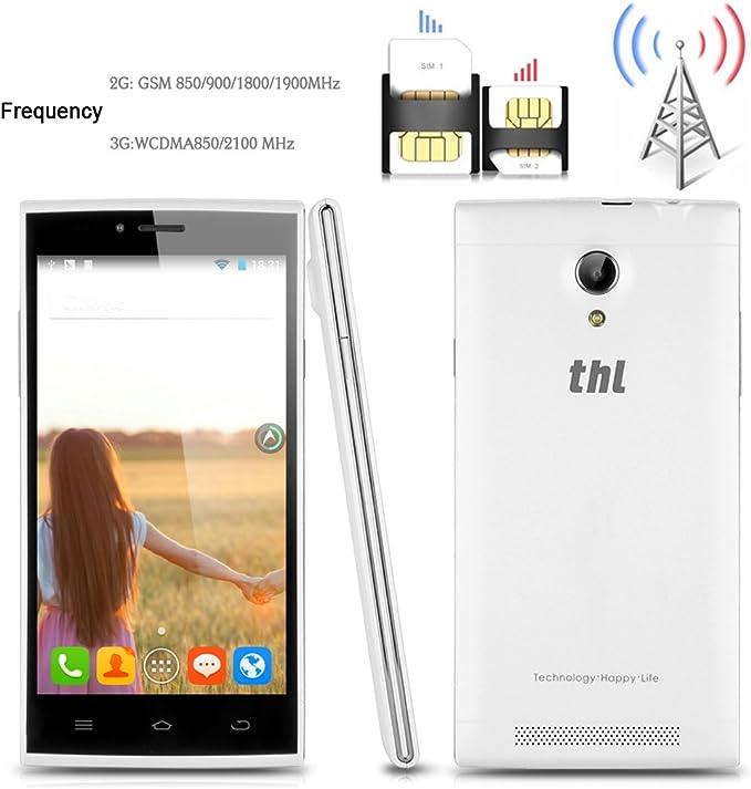THL T6S - Smartphone libre de 5