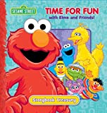 Sesame Street Time for Fun with Elmo and Friends! Storybook Treasury, Dalmatian Press, 1615246703