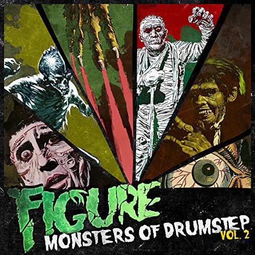 Monsters Of Drumstep Vol 2