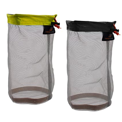 c0aeb5e6dca0 Amazon.com : Flameer Ultra Light Mesh Stuff Sack Ditty Bag ...