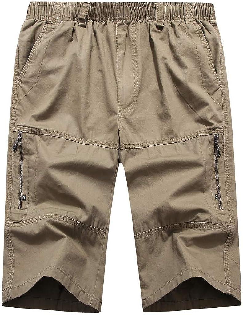 OPAKY Pantalones Cortos Deportivos para Hombre, Pantalones de ...