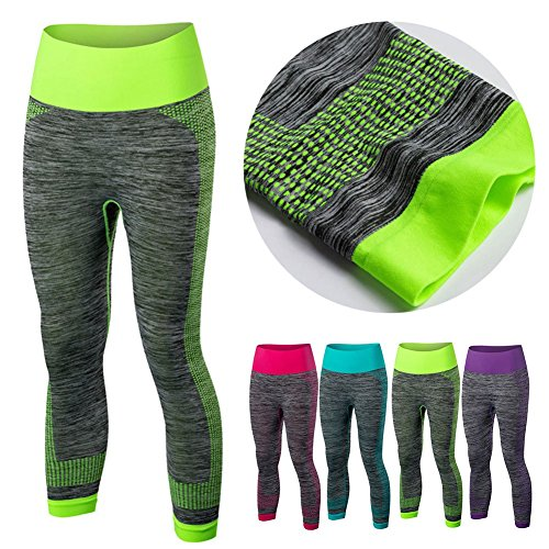 EXIU - Pantalón deportivo - para mujer morado