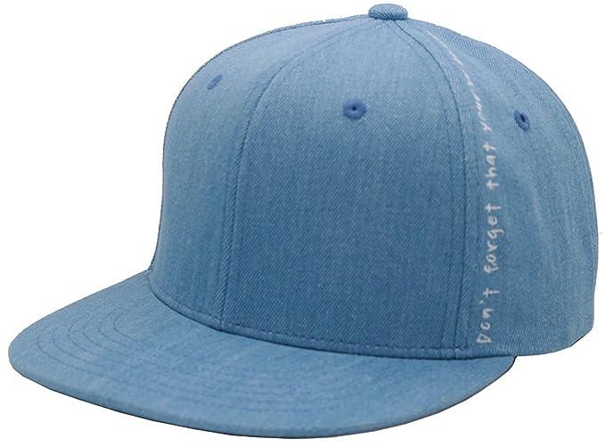 ... MESSAGE Mensaje extranjero Gorra de Beisbol Baseball Cap Sombrero de  Golf gorra de Camionero Trucker Hat Snapback Hat Blue  Amazon.es  Ropa y  accesorios 8abc20e7e93