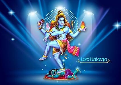 Gods Lord Shiva Natraj On Fine Art Paper Hd Quality Wallpaper