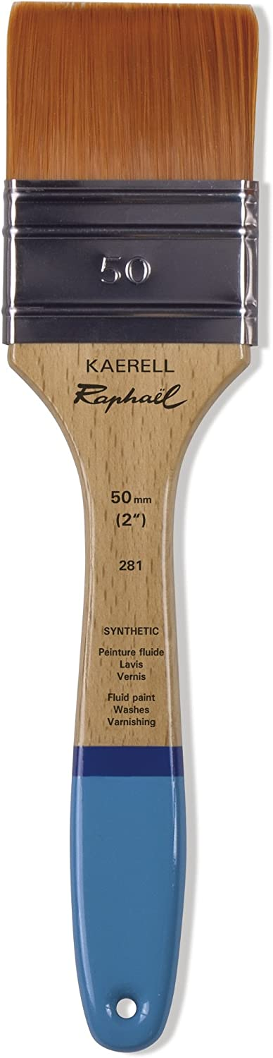 Raphael Flat Kaerell Varnish Brush 50
