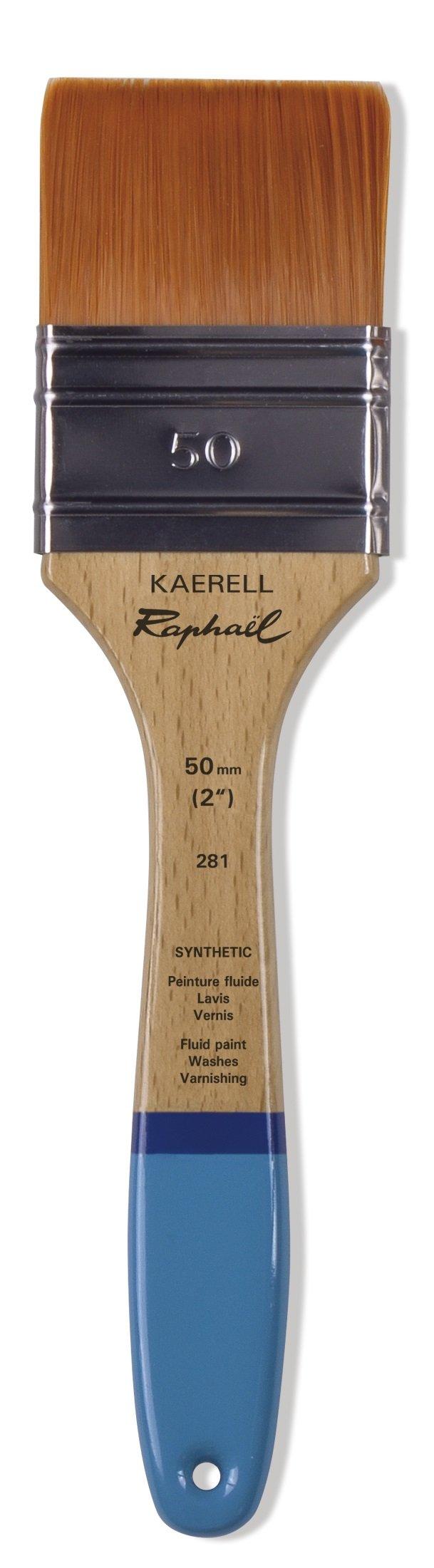 Raphael Flat Kaerell Varnish Brush 50 by Raphael