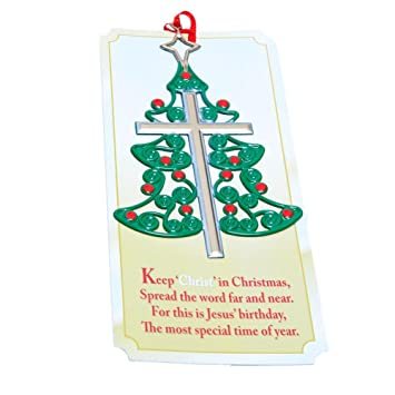 Fun Express Christmas Tree Cross Ornaments - Amazon.com: Fun Express Christmas Tree Cross Ornaments: Health