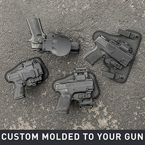 Alien Gear ShapeShift Core Carry Pack – 4 Different Holsters in 1 – IWB, Appendix, OWB Paddle, and OWB Belt Slide…