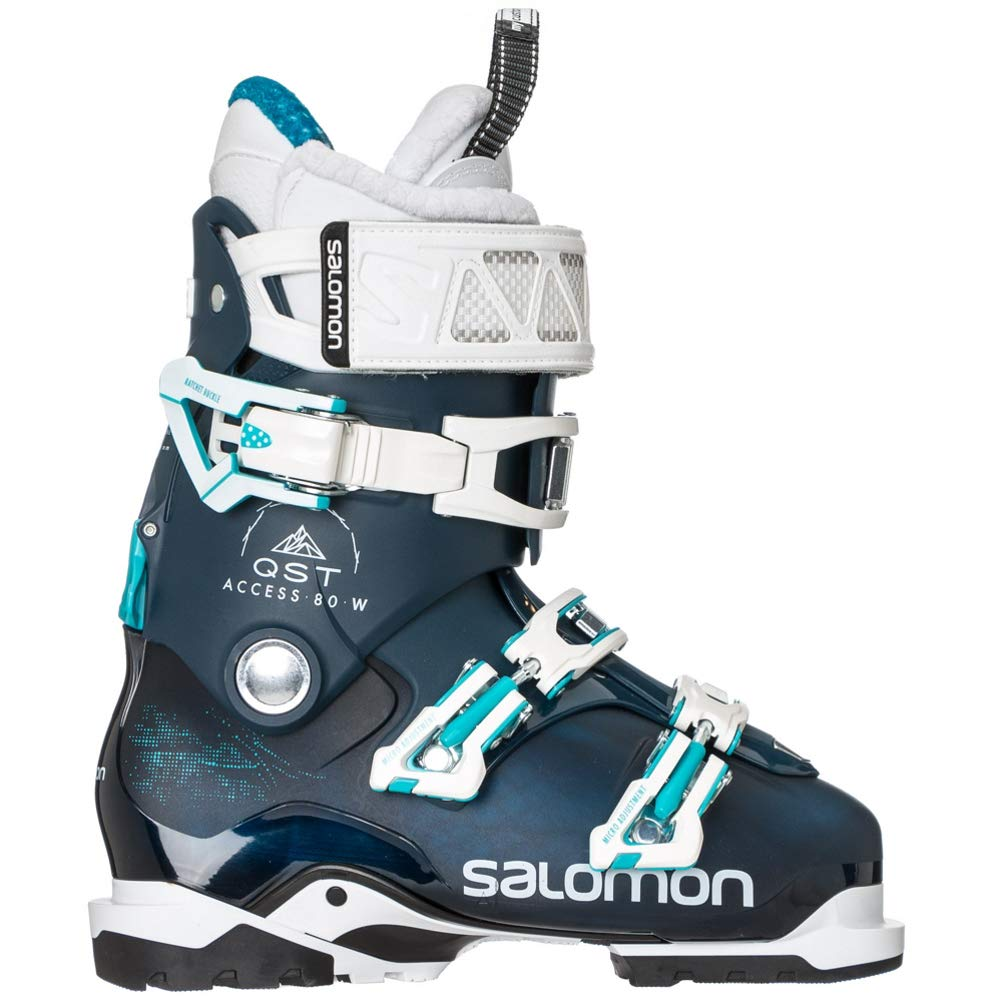 Salomon QST Access 80 W Ski boots: Amazon.co.uk: Sports
