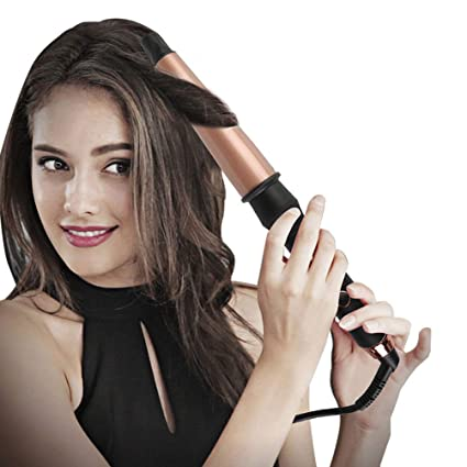 Rizador eléctrico para el cabello, varita de curling para ...