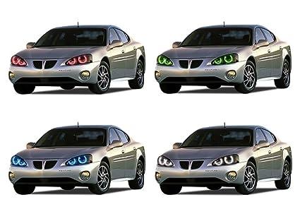 064dcdac333cc Amazon.com: FLASHTECH Pontiac Grand Prix 04-08 V.3 Fusion Color ...