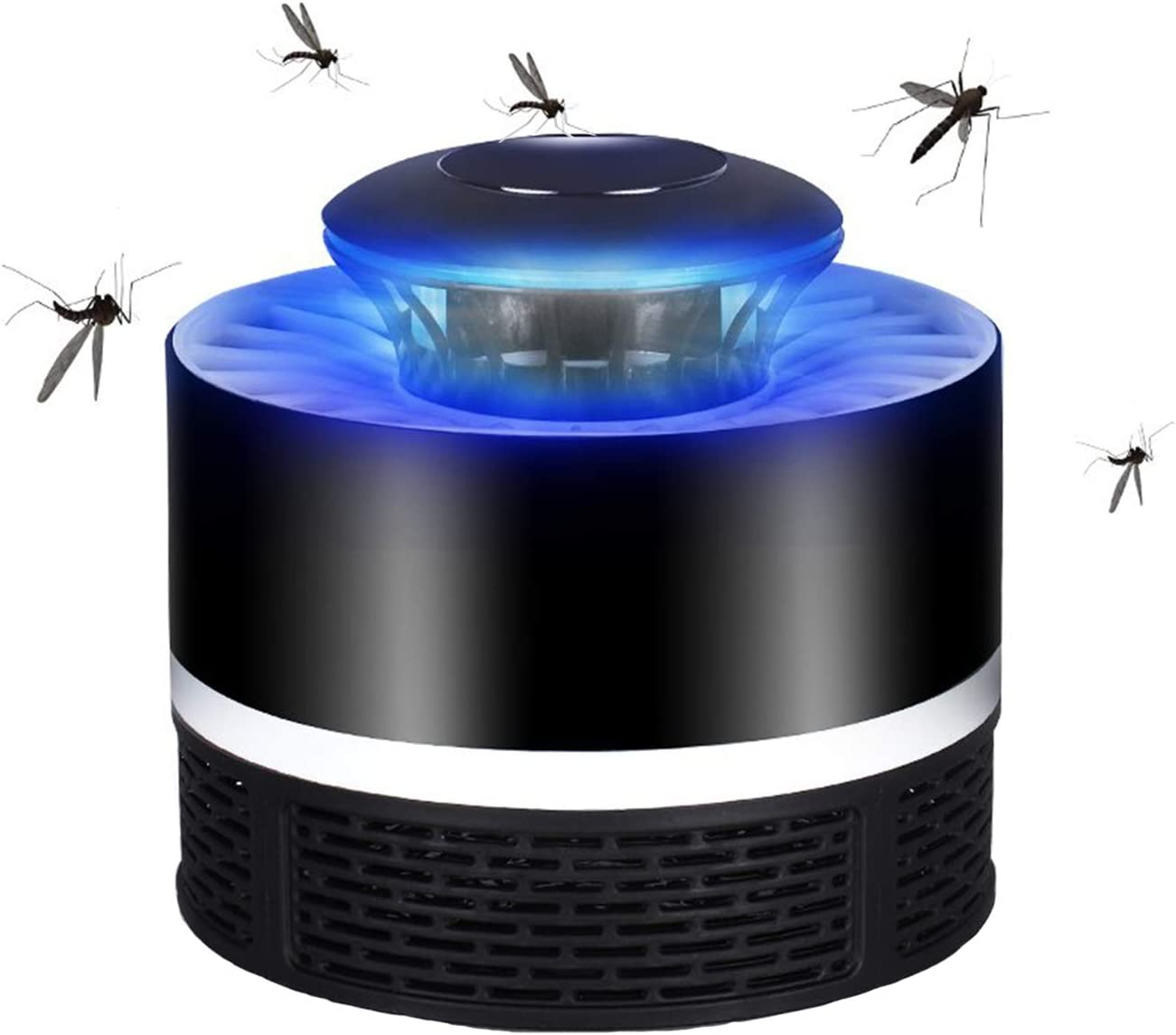 Lampes Anti-Moustiques Veilleuse Piège Tueur D/'Insecte Insecte Vol Moustiqu W3T5