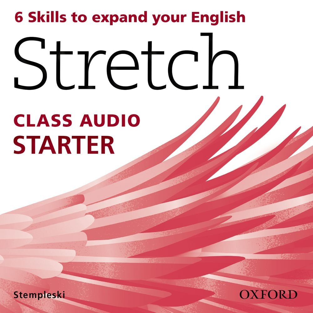 Read Online Stretch: Starter: Class Audio CD (2 Discs) ebook