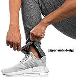 TBMPOY Men's Active Workout Sweatpants Lightweight