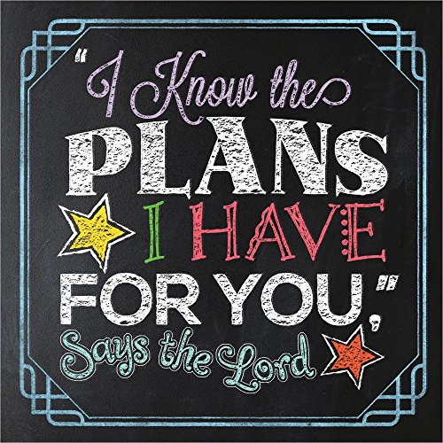 """I Know the Plans I Have for You,"" Says the Lord from Harvest House Publishers"