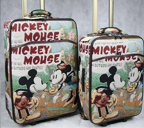 Amazon.com: 24 inch/Mickey Mouse Cover Equipaje Bolsa de ...