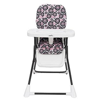 Evenflo Compact Fold High Chair, Penelope