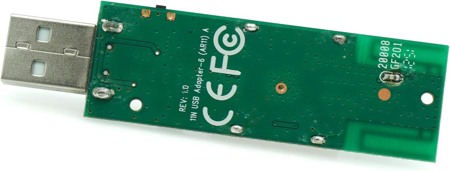 New 2.4GHz 150Mbps Wireless USB WiFi Adapter for Atheros AR9271 Kali Linux//Ubuntu//Centos//Windows NO Retail Box