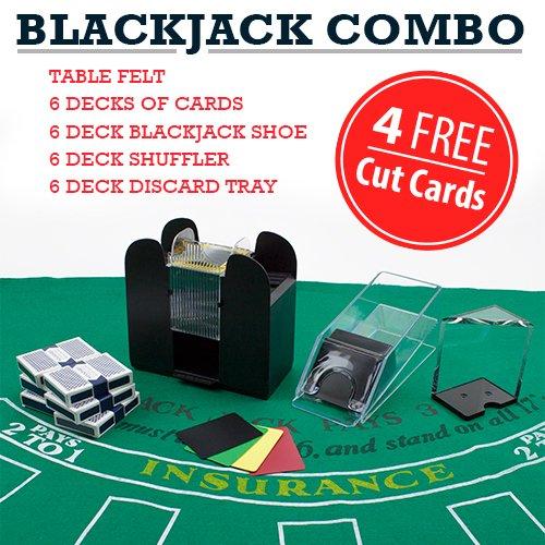 Blackjack Combo Pack - All-in-one Blackjack Kit Brybelly.com