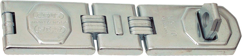 ABUS 110/195 Hardened Steel Concealed Hinge Pin Hasp (7-3/4'')
