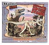 a b c d puzzle - 3D Wood JR Tyrannosaurus Puzzle by B. C. Bones