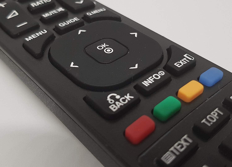 LG AKB72915202 Mando a Distancia de sustituci/ón para LG AKB72915207 LG AKB72915217 DigitalTech/®
