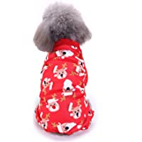 Clearance! Spbamboo Christmas Costume For Dog - Comfortable Four Leg Pet Clothes