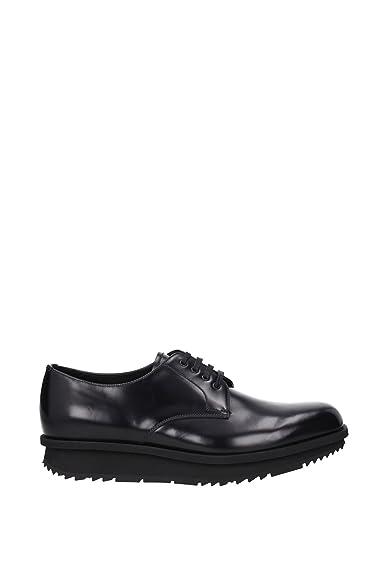 Prada Chaussures à Lacets Homme - (2EE092NERO) EU  Amazon.fr  Chaussures et  Sacs e9cbdc38498