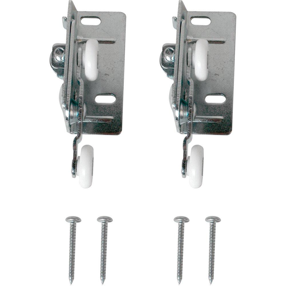 Prime-Line Products N 6530 Twin Pocket Door Roller, Top Mount,(Pack of 2)