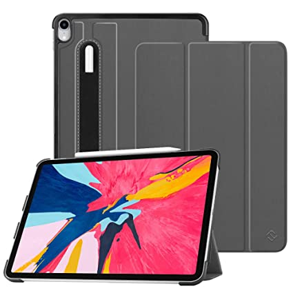 reputable site 4d504 f92ad Fintie SlimShell Case for iPad Pro 11