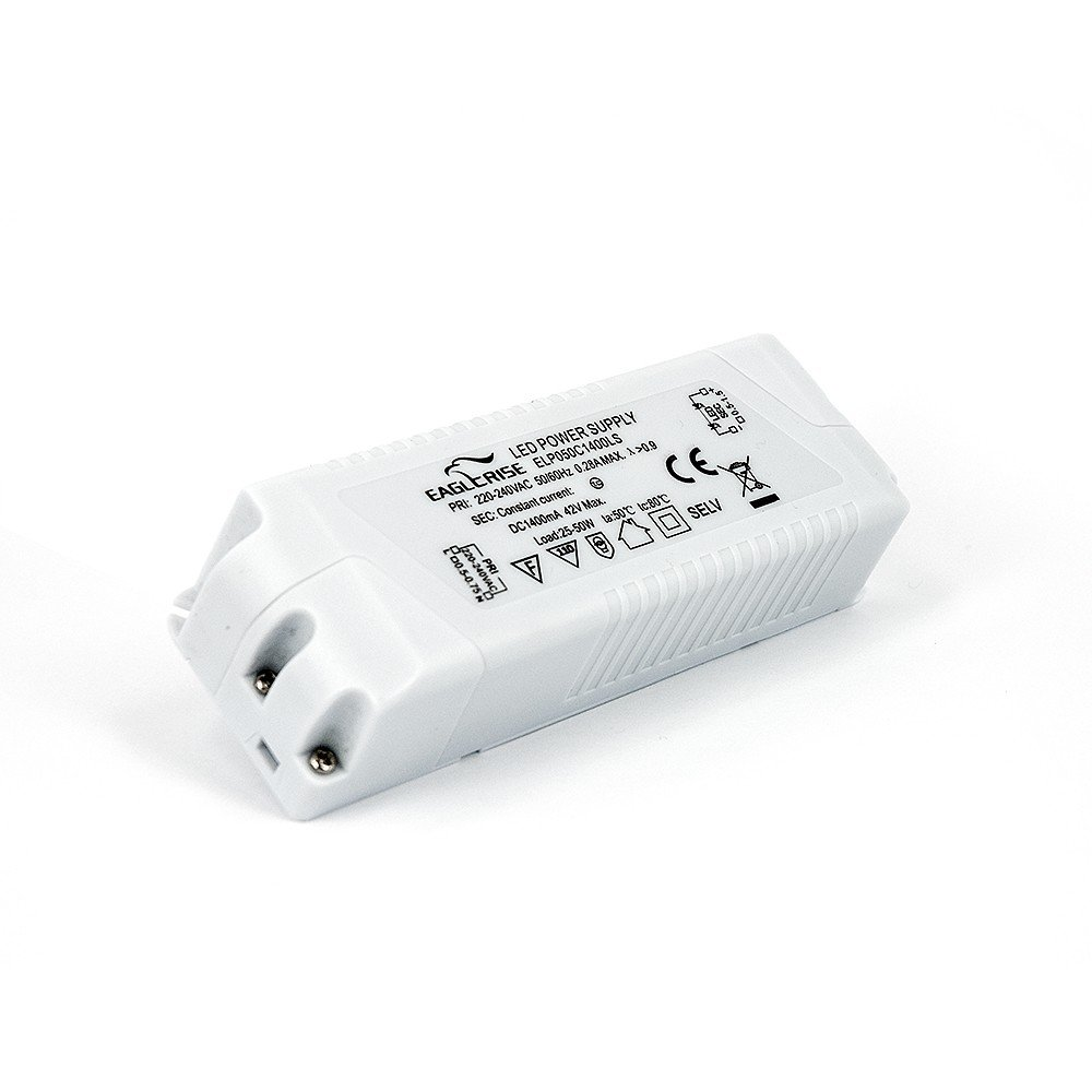 CLE LED Driver max. 42V 1400mAh 25-50W Netzteil CLE CARDAN LIGHT EUROPE
