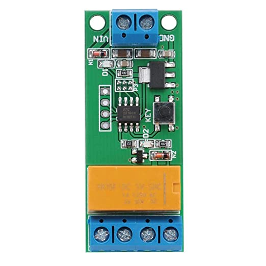 DC 5V Strong Safety Prcatical High Reliability Sturdy DPDT Polarity Reversal Switch Board for Changing the Direction of DC Motor