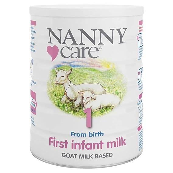 Leche cabra polvo 900gr Nanny Care