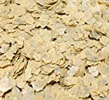 Stone Yellow Natural Mica Flakes - One Pound - #311-4388