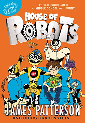 House of Robots (House of Robots Series Book 1)