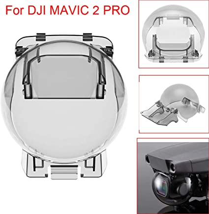 2 in 1 Gimbal Guard Camera Lens Cover /& Lens Filter for DJI Mavic Pro