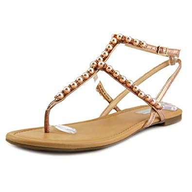 05a5184755d Image Unavailable. Image not available for. Color  INC International  Concepts Madigane Women s Sandals ...