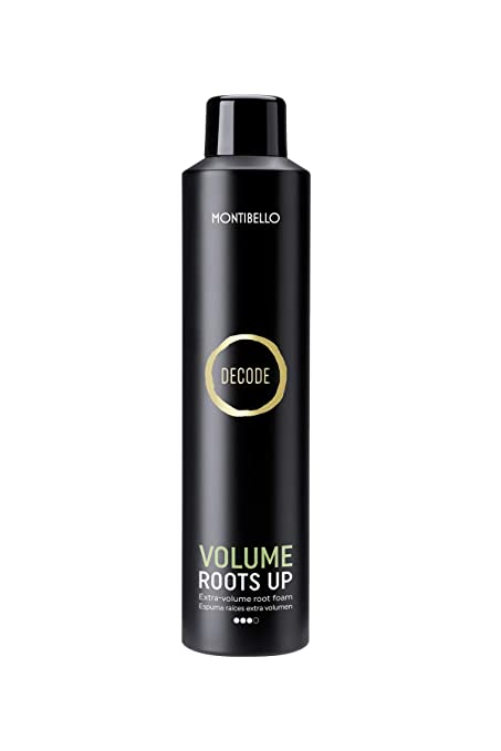 Montibel-Lo Decode Colume Roots Up, Espuma, 300 ml