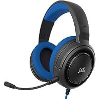 Corsair Ca-9011196-Eu Hs35 Stereo Oyuncu Kulaklığı Mavi (Pc Ps4 Xbox One Nintendo Switch Uyumlu)