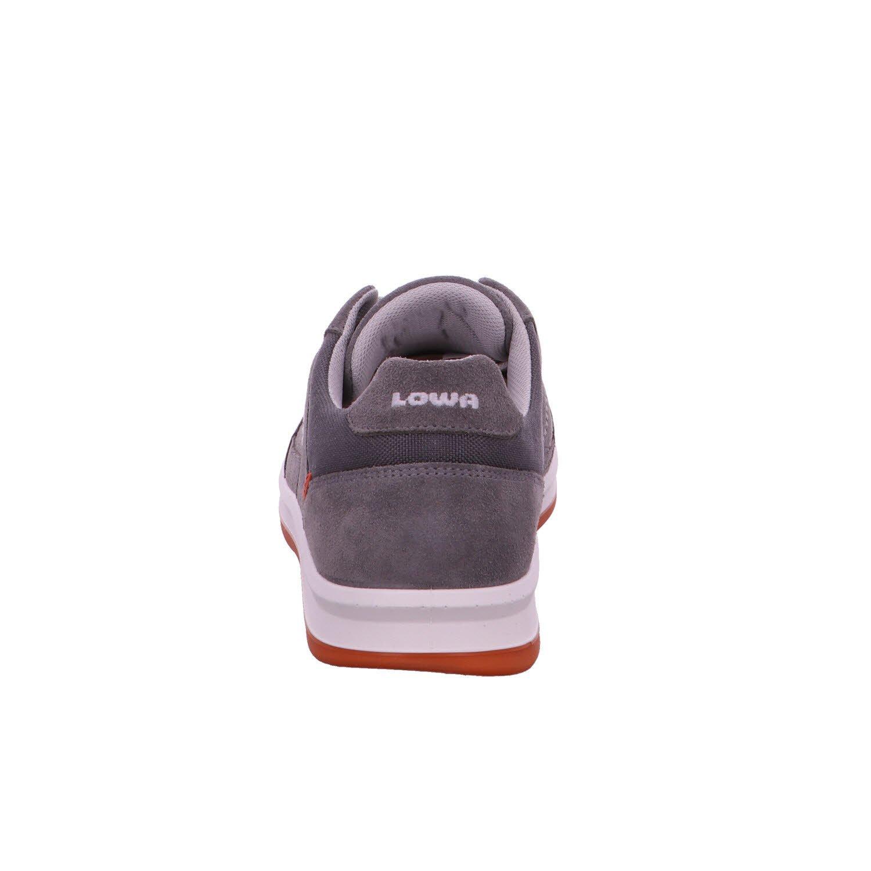 Lowa Herren Turnschuhe Firenze LO 310749-9320 grau Orange, Orange, Orange, Gr. 41-44,5, Leder 91802c