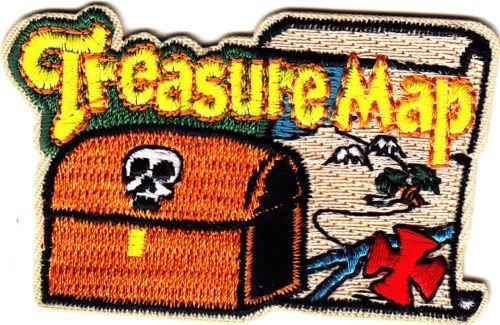 PINZ- Treasure MAP